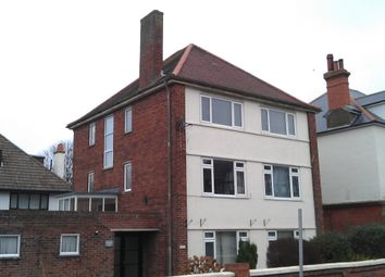 Thumbnail 2 bed flat to rent in Cheriton Road, Folkestone