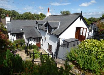 Thumbnail 3 bed detached house for sale in Red Wharf Bay, Anglesey, Sir Ynys Mon
