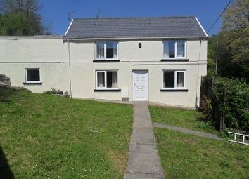 Thumbnail 2 bed detached house to rent in Commercial Road, Rhydyfro, Pontardawe, Swansea.