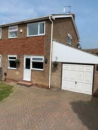 Thumbnail 3 bed semi-detached house for sale in Mendip Rise, Brinsworth, Rotherham