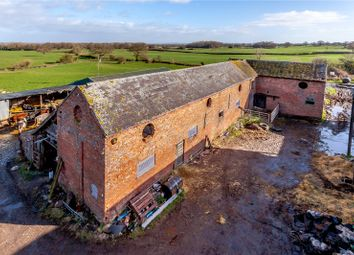 Thumbnail  Barn conversion for sale in Audlem Road, Woore, Crewe