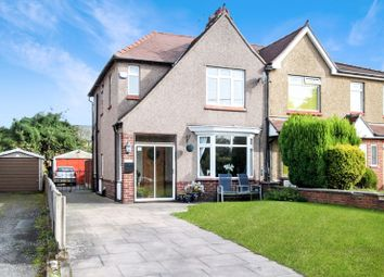 Thumbnail 3 bed semi-detached house for sale in Newcastle Road, Shavington, Cheshire