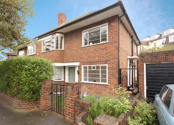 Thumbnail 2 bed maisonette for sale in Grove Crescent, Kingston Upon Thames
