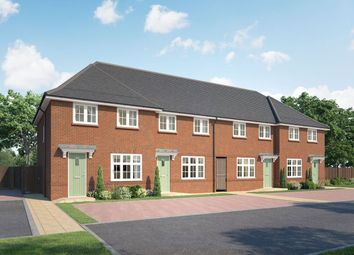 """Thumbnail 3 bed terraced house for sale in """"Ledbury 3"""" at Mansfield Road, Breadsall, Derby"""