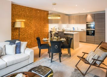 Thumbnail 2 bed flat for sale in Featherstone Street, London