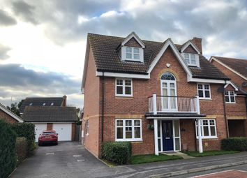 Thumbnail 5 bed detached house for sale in Magister Drive, Lee-On-The-Solent