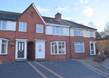 Thumbnail 3 bed terraced house for sale in Slatch House Road, Bearwood, Smethwick