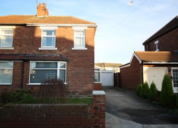 Thumbnail 2 bed semi-detached house to rent in Colman Avenue, South Shields