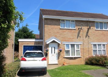Thumbnail 2 bed semi-detached house for sale in Austen Drive, Worle, Weston Super Mare