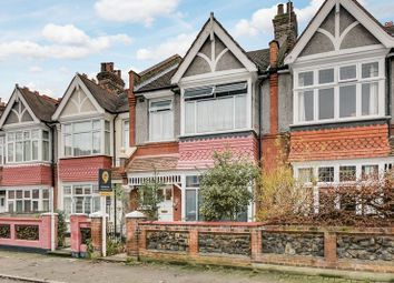 Thumbnail 3 bed terraced house for sale in Wincanton Road, London