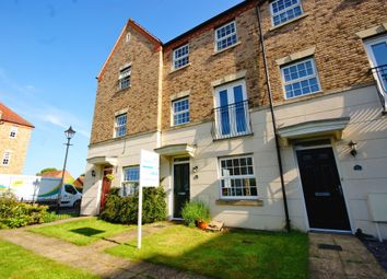 Thumbnail 4 bed town house for sale in Squirrel Chase, Witham St. Hughs, Lincoln