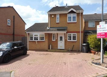 Thumbnail 2 bed detached house for sale in Holme Court, Goldthorpe, Rotherham