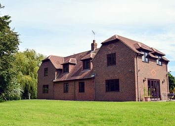 Thumbnail 8 bedroom detached house for sale in Easton Lane, Almodington, Chichester