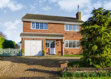 Thumbnail 4 bed detached house for sale in West End, Swaton, Sleaford