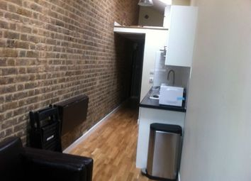 Thumbnail Studio to rent in Mortimer Road, London