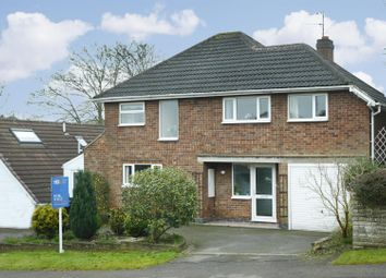 Thumbnail 4 bed detached house for sale in Villiers Road, Kenilworth