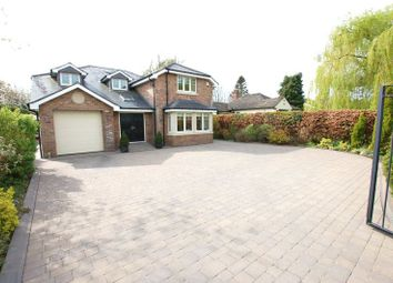 Thumbnail 5 bedroom detached house for sale in Middle Drive, Ponteland, Newcastle Upon Tyne