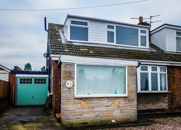 Thumbnail 3 bed semi-detached house for sale in Grosvenor Road, Hyde