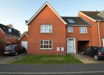 Thumbnail 5 bed property to rent in Earles Gardens, Norwich