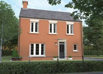 Thumbnail 4 bed detached house for sale in The Richmond, Plot 24, Deer Park Lane, Off Coach Road, Ripley