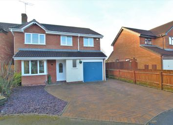 Thumbnail 4 bed detached house for sale in Seaton Close, Nuneaton