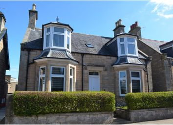 Thumbnail 4 bed detached house for sale in Grant Street, Elgin