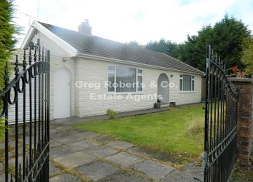 Thumbnail 3 bed bungalow for sale in Western Crescent, Tredegar, Blaenau Gwent.