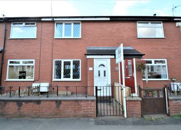 Thumbnail 2 bed terraced house to rent in St Marys Street, Latchford, Warrington