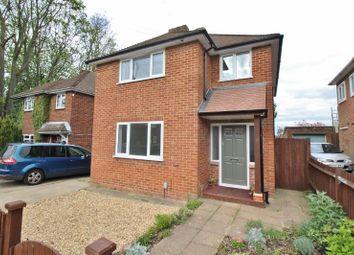 Thumbnail 3 bed detached house for sale in Downsland Road, Basingstoke