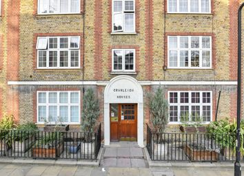 Thumbnail 1 bed flat for sale in Cranleigh Street, London