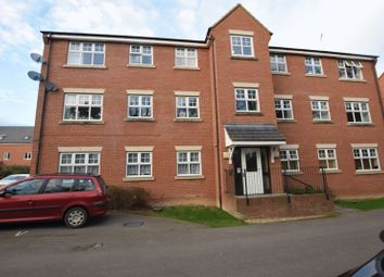 Thumbnail 2 bedroom flat for sale in Downing Close, Old Bletchley, Milton Keynes