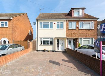 Thumbnail 3 bed semi-detached house for sale in Warwick Road, Rainham