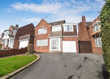 Thumbnail 5 bed detached house for sale in Raddens Road, Lapal, Halesowen, West Midlands