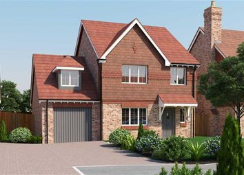Thumbnail 4 bed detached house for sale in Plot 11 Berrywood Close, Rochester, Kent