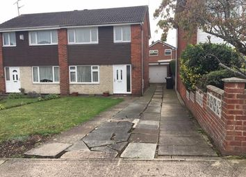 Thumbnail 3 bed property for sale in Spilsby Close, Bessacarr, Doncaster