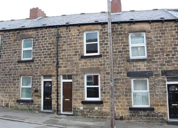 Thumbnail 1 bed terraced house for sale in Bank Street, Barnsley
