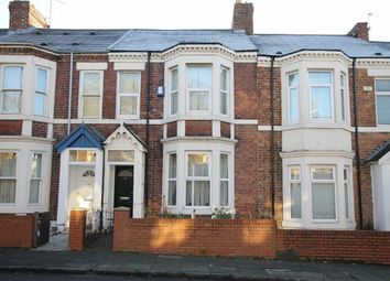 Thumbnail 3 bed terraced house for sale in Warwick Street, Heaton