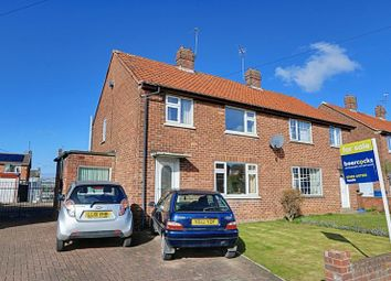 Thumbnail 3 bed semi-detached house for sale in The Oval, Brough