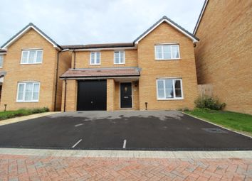 Thumbnail 4 bed detached house for sale in Rhoose Way, Rhoose, Barry