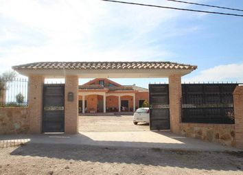 Thumbnail 4 bed villa for sale in Spain, Valencia, Alicante, Sax