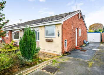 Thumbnail 2 bed semi-detached bungalow for sale in Mill Lane, Barlow, Selby