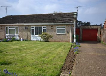 Thumbnail 2 bed semi-detached bungalow for sale in Styleman Way, Snettisham, King's Lynn