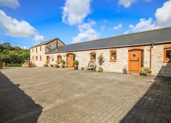 Thumbnail 4 bedroom barn conversion for sale in Hensol Road, Miskin, Pontyclun