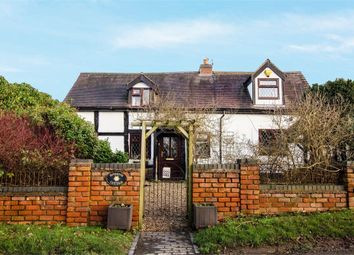 Thumbnail 3 bed detached house for sale in Evesham Road, Inkberrow, Worcester