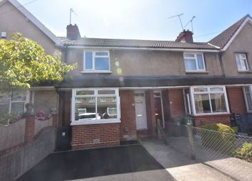 Thumbnail 2 bed terraced house to rent in Cogan Road, Staple Hill, Bristol