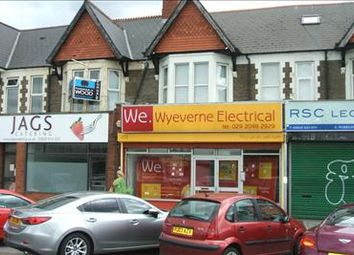 Thumbnail Retail premises for sale in 272, North Road, Cardiff