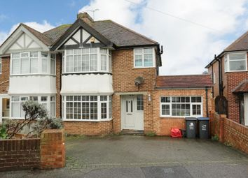 Thumbnail 4 bed property for sale in Wallwood Road, Ramsgate