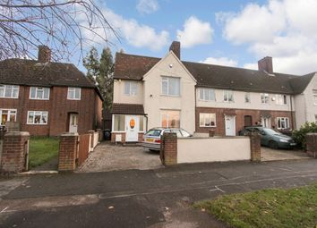Thumbnail 3 bed town house for sale in Braunstone Avenue, Leicester