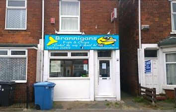 Thumbnail Retail premises to let in 37 Berkshire Street, Hull, East Yorkshire