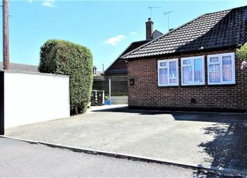 Thumbnail Bungalow for sale in Ibbetson Path, Loughton